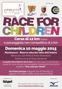 Race for Children 2015